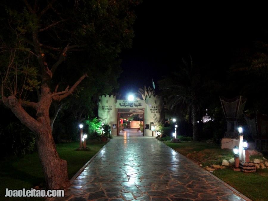Visit Abu Dhabi Heritage Village United Arab Emirates