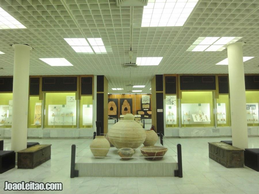Visit the Al Ain National Museum United Arab Emirates