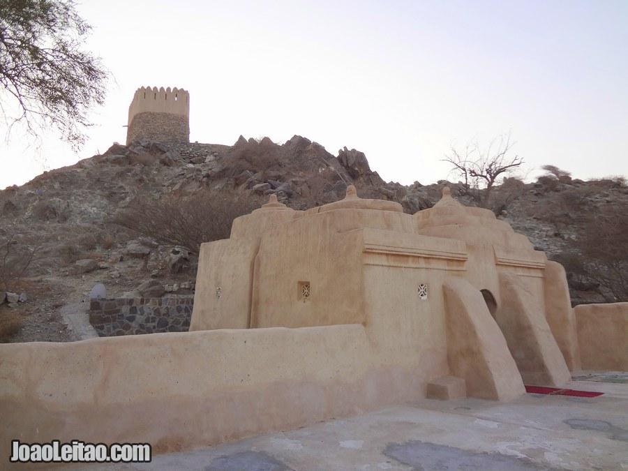 Visit Al Bidiyah Mosque United Arab Emirates
