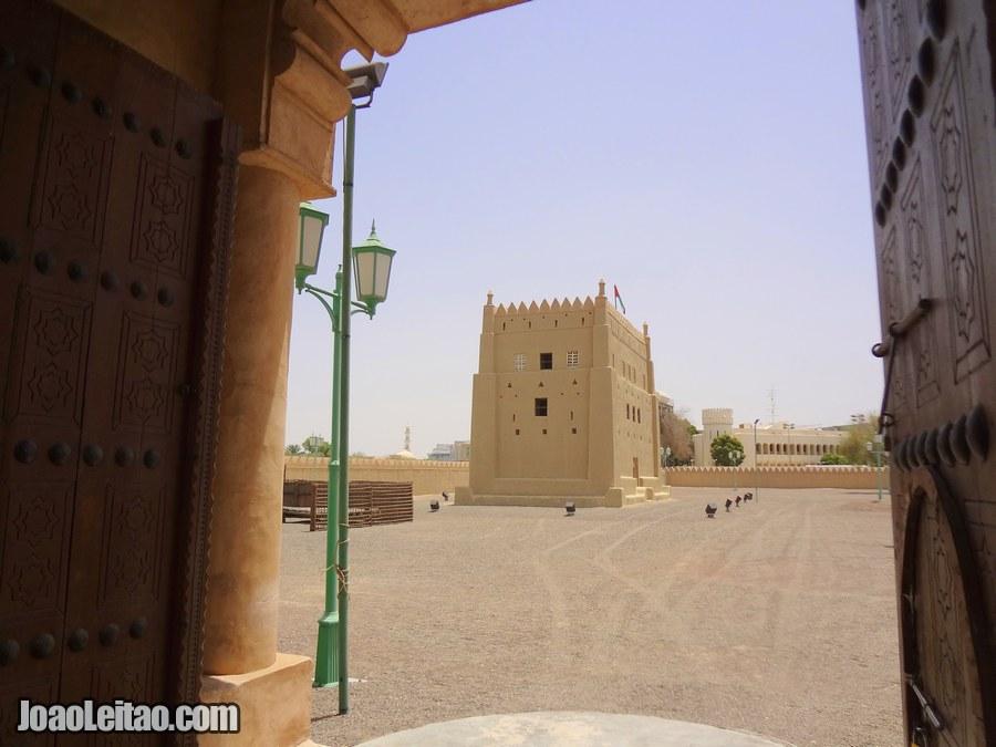 Visit Al Murabaa Fort United Arab Emirates
