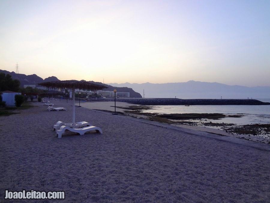Visit Dibba United Arab Emirates