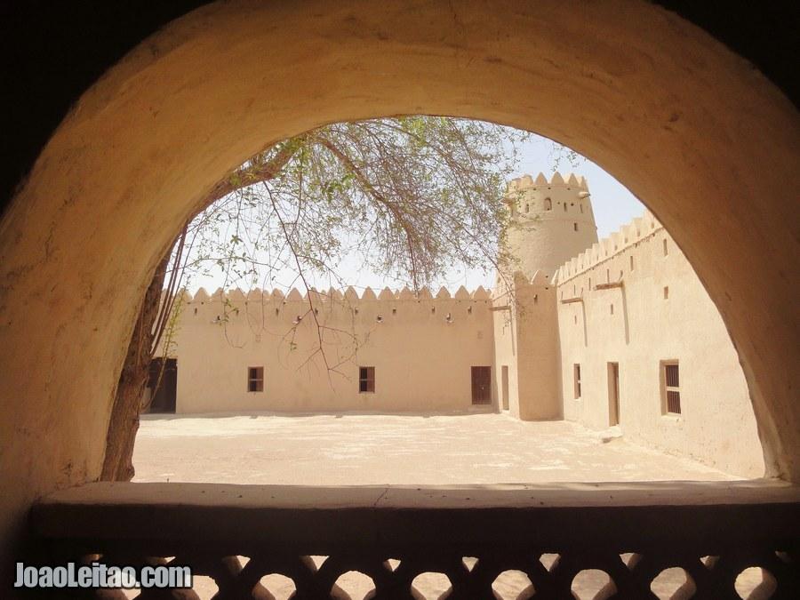 Visit Jahli Fort United Arab Emirates
