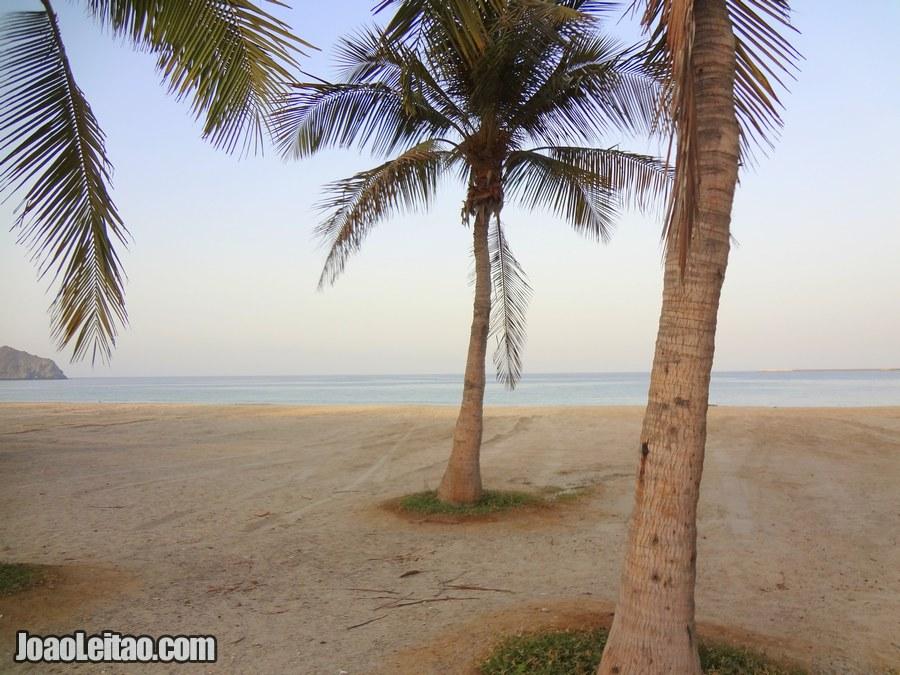 Visit Khor Fakkan City United Arab Emirates