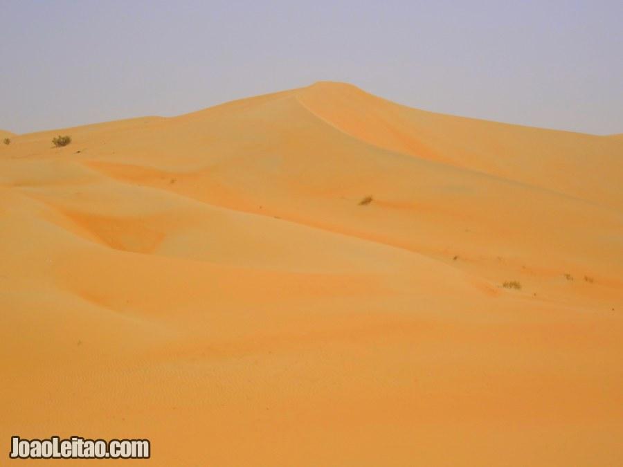 Visit Rub al Khali Desert United Arab Emirates