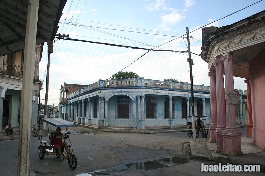 Caibarien empty street