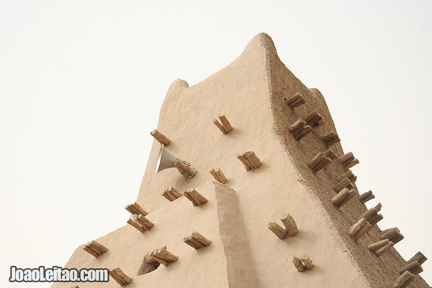Djinguereber Mosque tower
