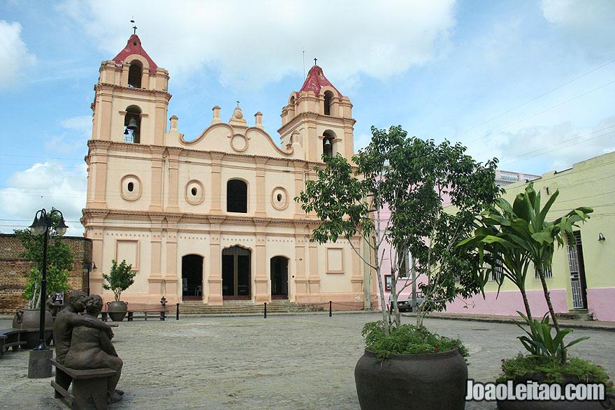 El Carmen Church in Camaguey