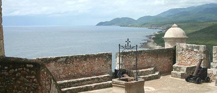 Visit Fortress Castillo de San Pedro in Cuba