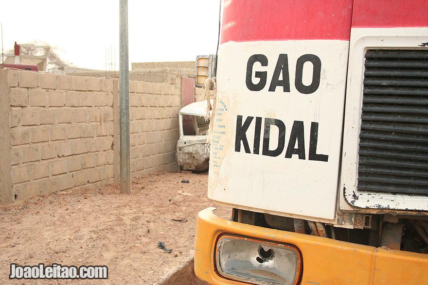 Gao to Kidal? next destination?
