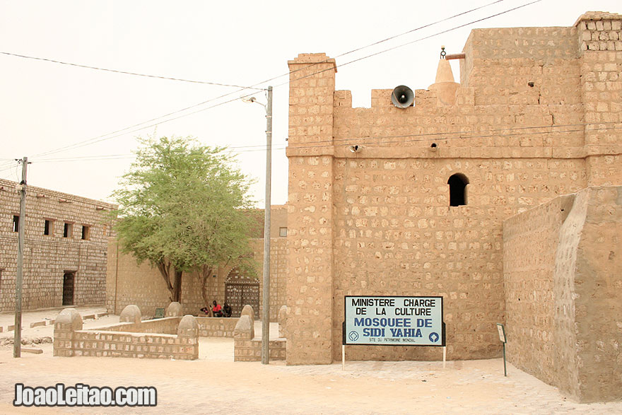 Sidi Yahya mosque and madrassa