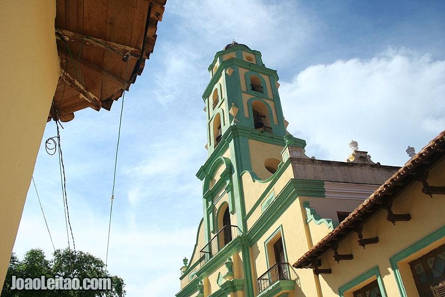 San Francisco Church in Trinidad