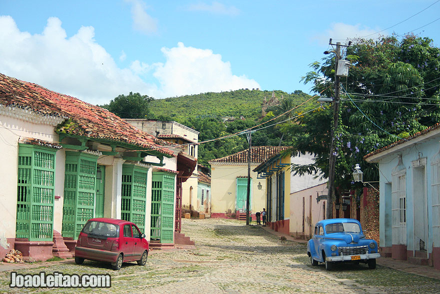 Trinidad historical city