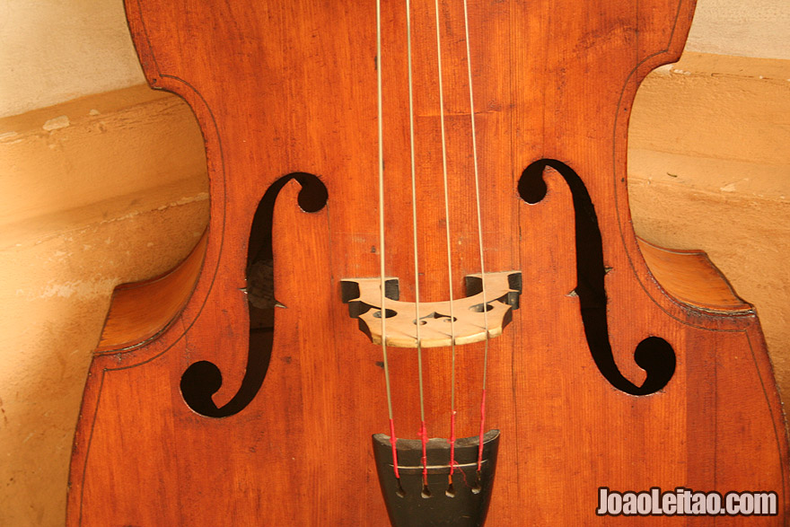 Violino em Havana