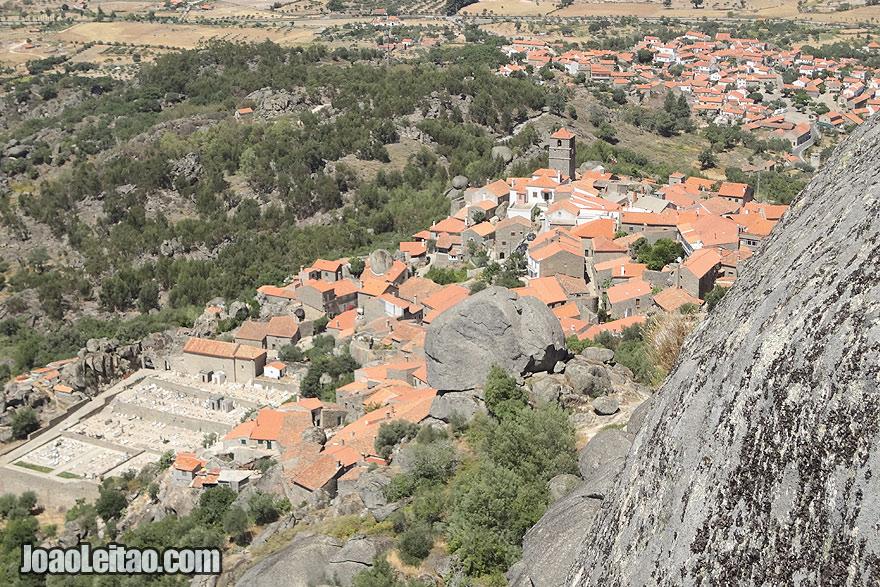 Monsanto Stone Village in Portugal