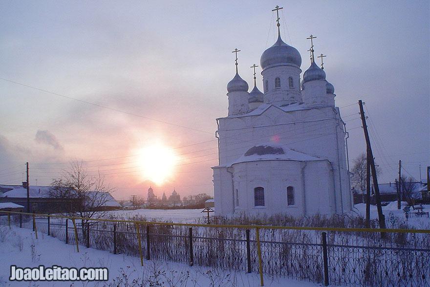 Pereslavl Zalessky, Rússia