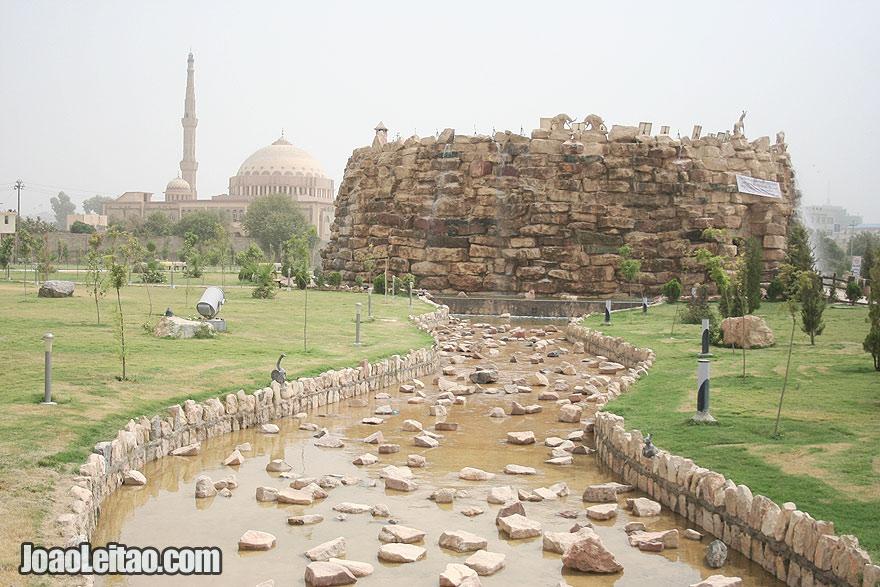 Shanidar Park - Visit Erbil