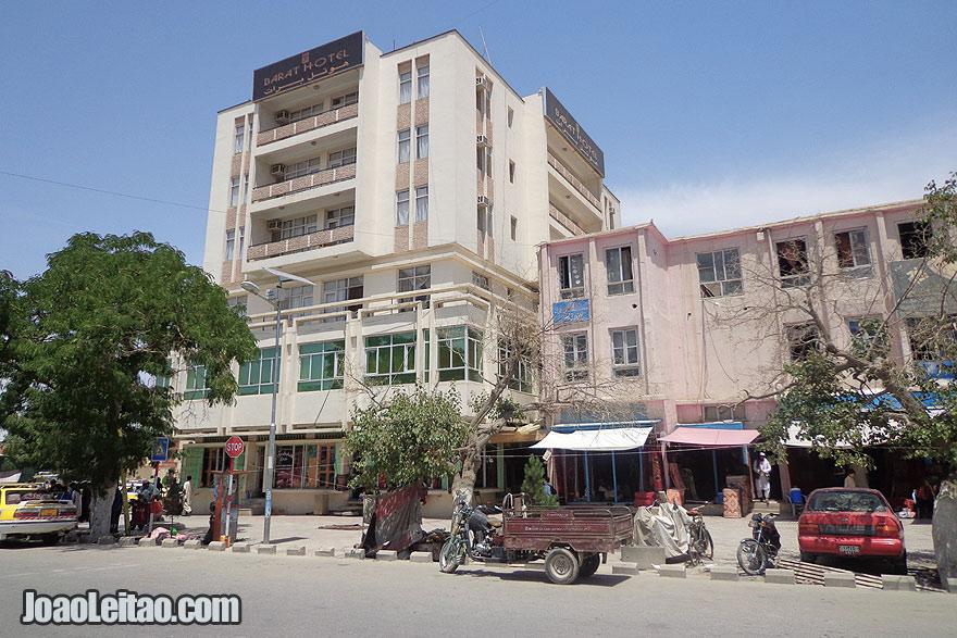 Hotel in Mazar-e Sharif