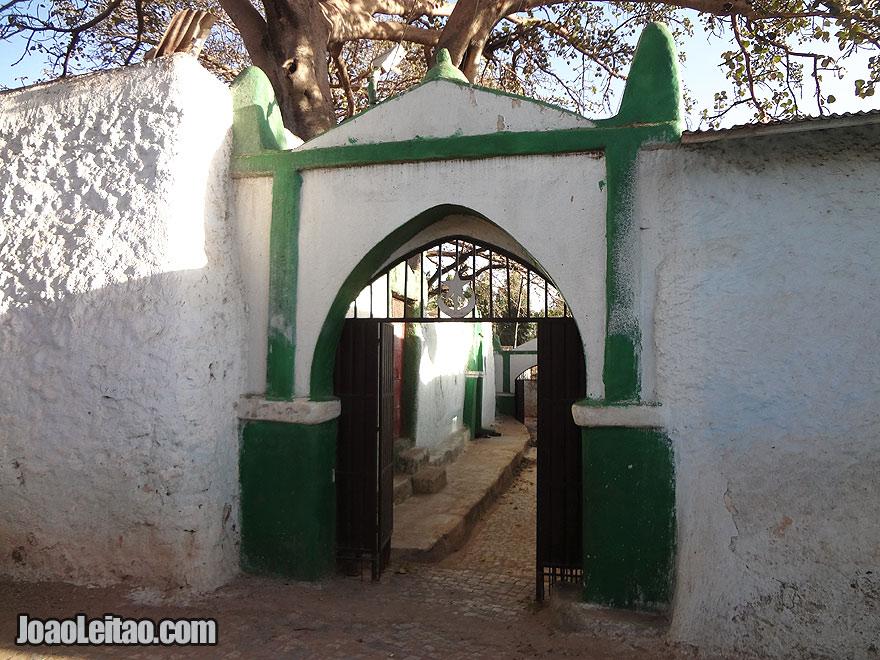 Sheikh Abadir Tomb in Harar, Ethiopia