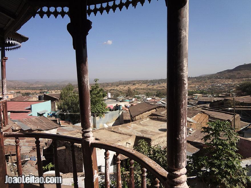 Abdella Sherif City Museum in Harar, Ethiopia