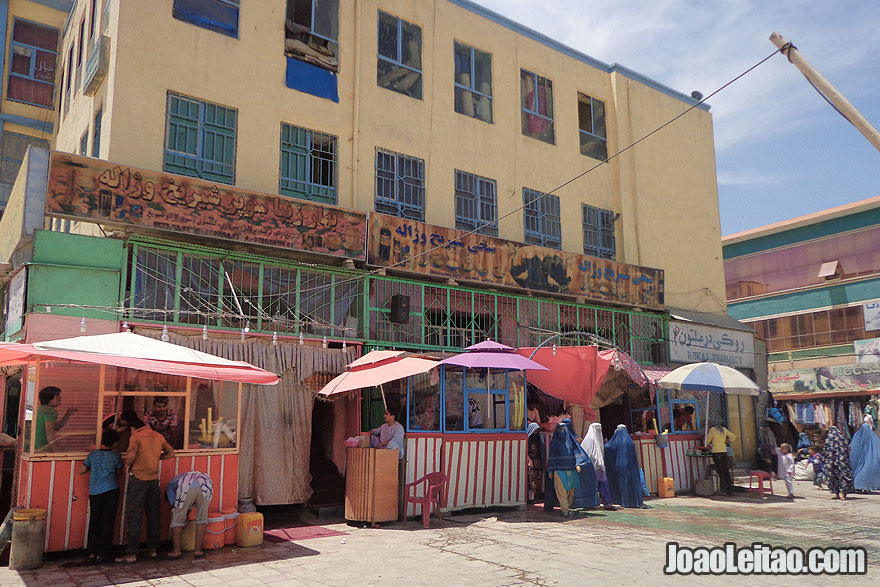 Mazar street juice shops