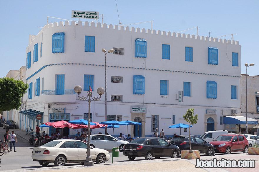 Hotel Sabra, Kairouan