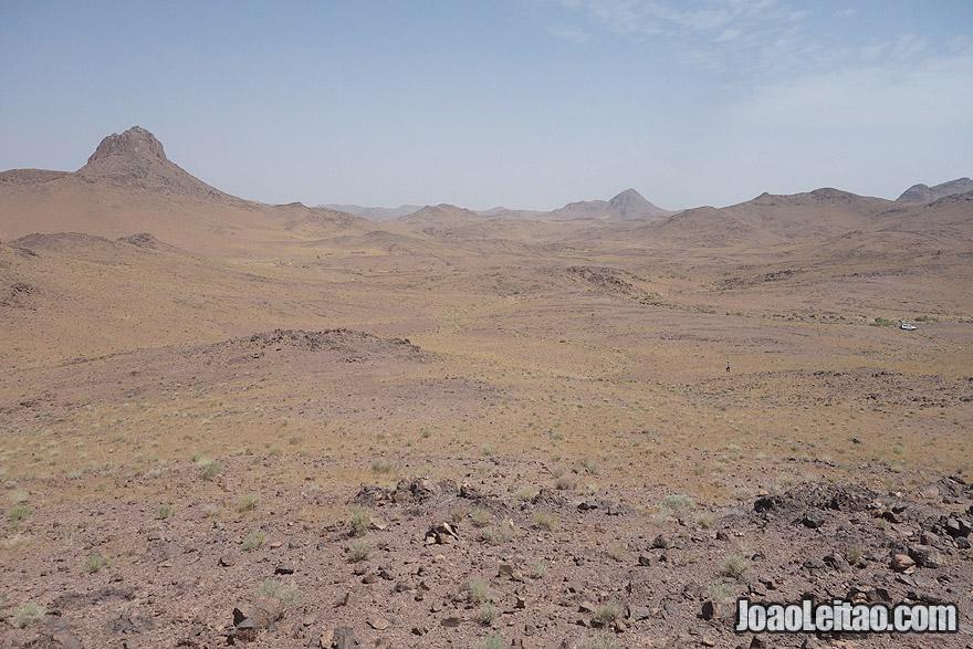Jbel Adad in Ouarzazate