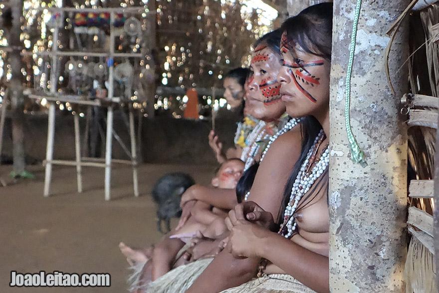 Tatuyo tribe in northwest Brazil