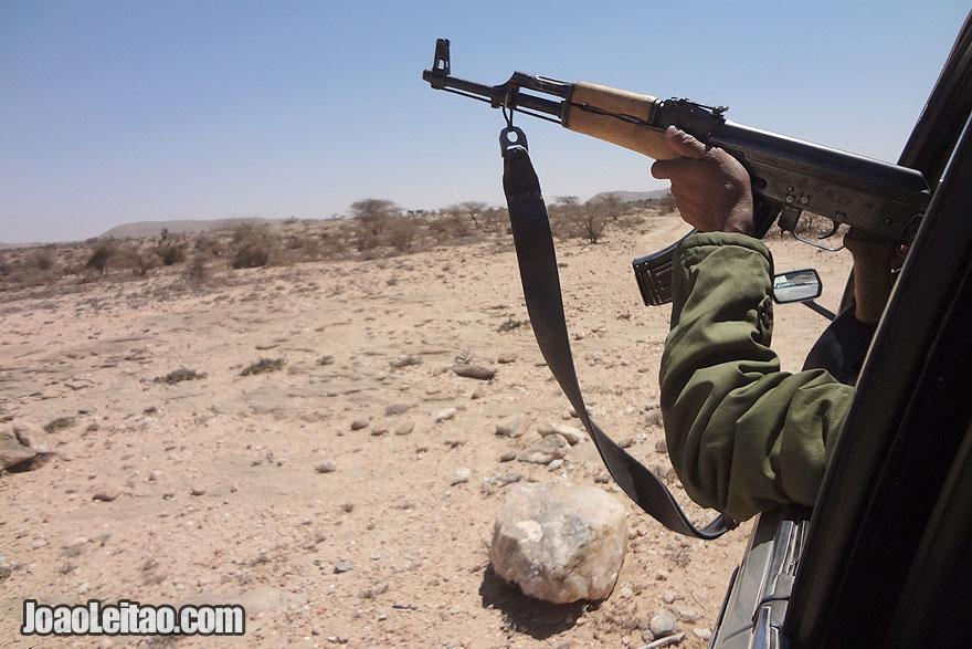 Taxi Hargeisa to Berbera via Laas Geel in Somaliland