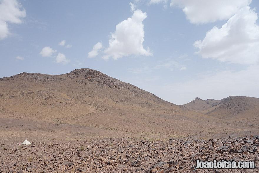Trekking around Ouarzazate