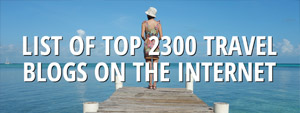 Travel Blogs List