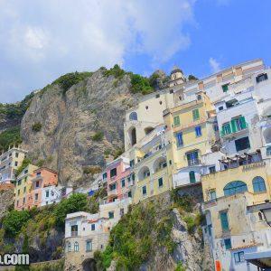 Amalfi City Italy
