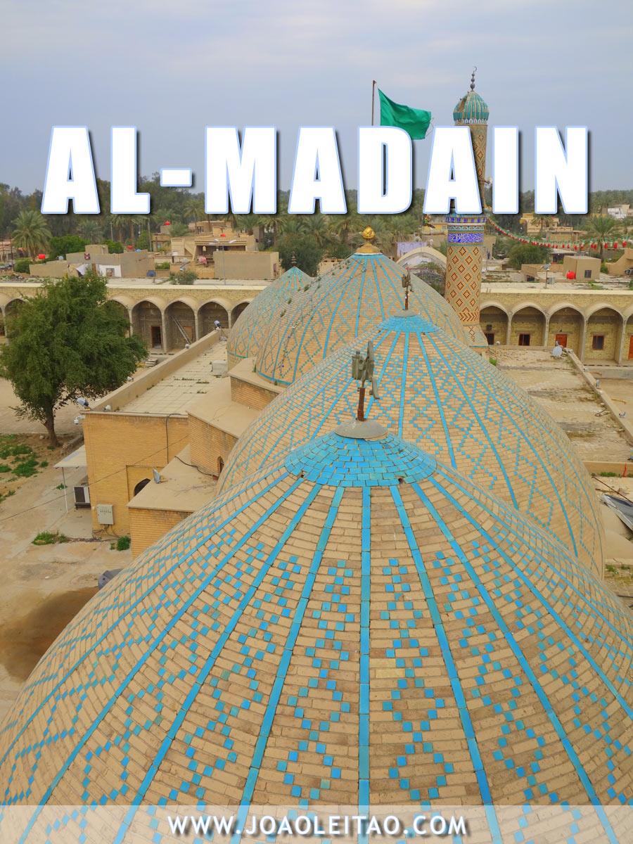 Al Madain, Iraq