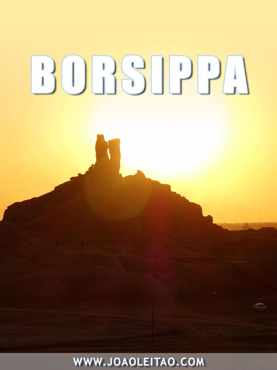Borsippa, Iraq