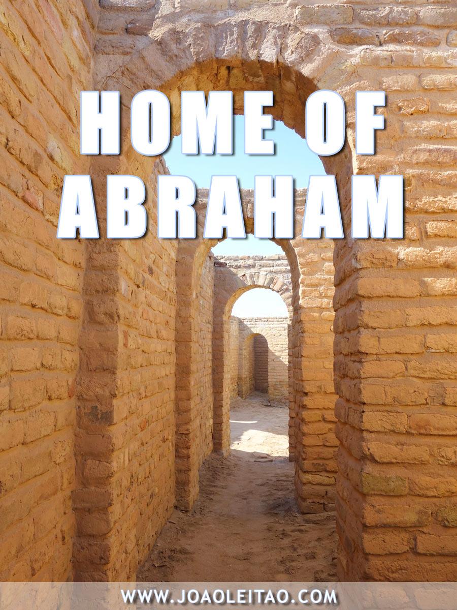 Home of Abraham, Iraq