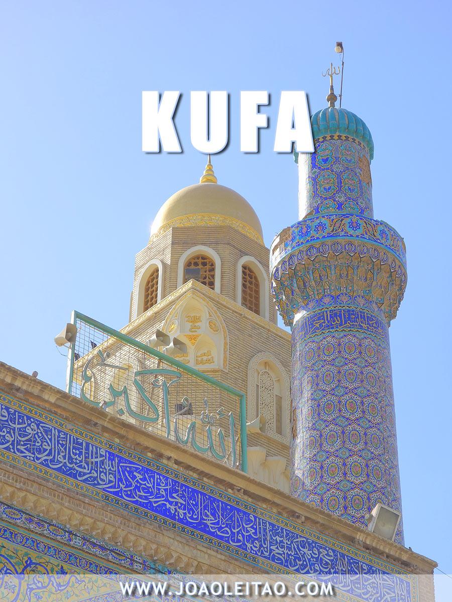 Kufa, Iraq