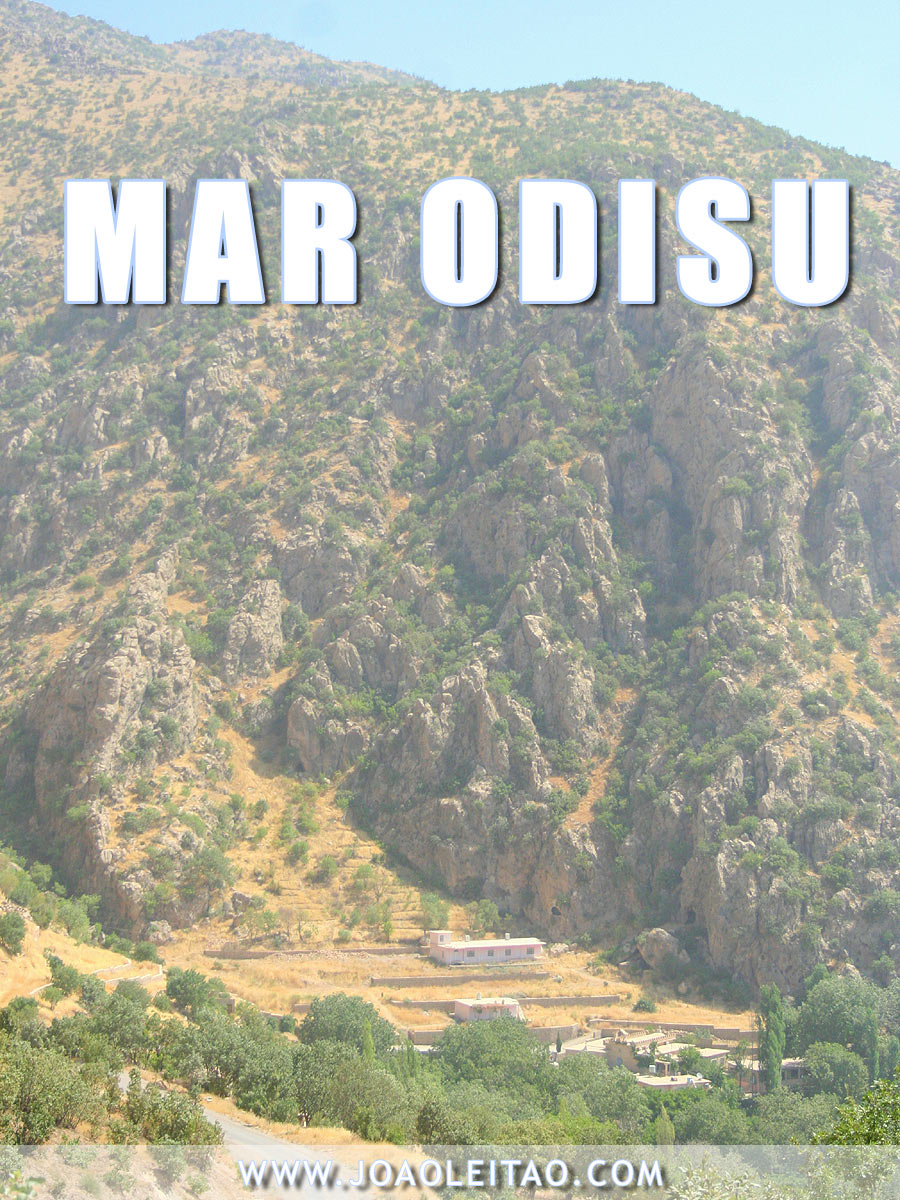 Mar Odiso Monastery, Iraq