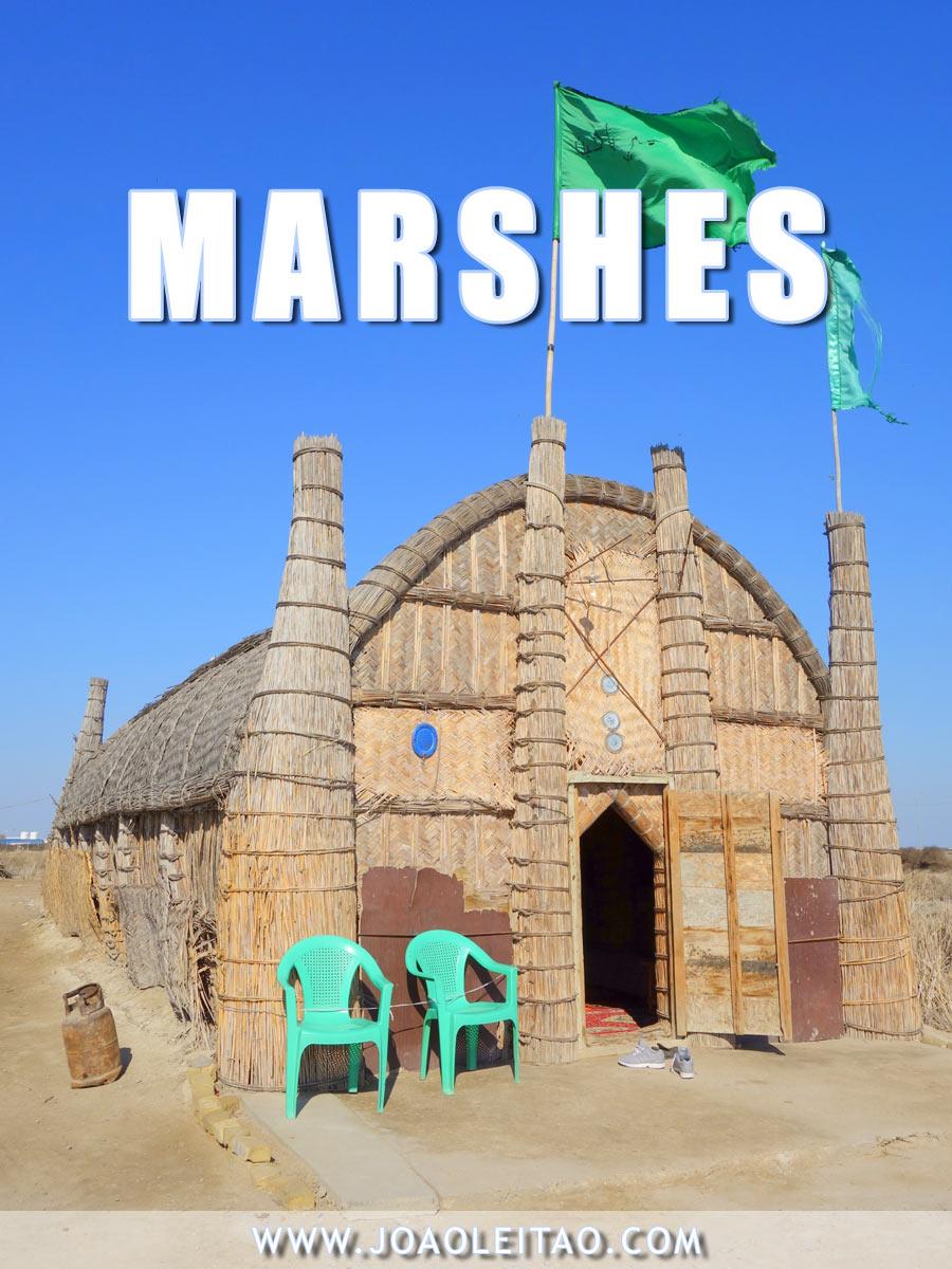 Mesopotamian Marshes, Iraq