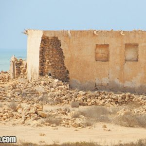 Al Jumail village in Qatar