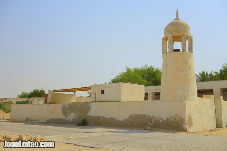 Bir Zekreet in Qatar