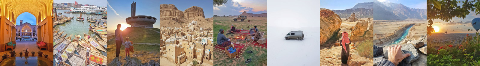 Instagram Nomad Revelations Travel Blog