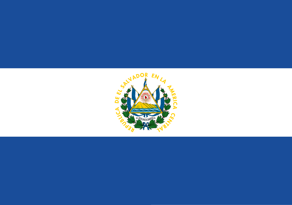 BANDEIRA EL SALVADOR