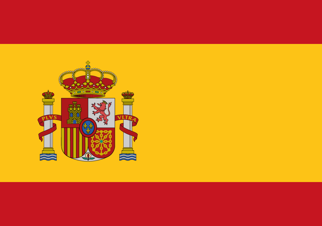BANDEIRA ESPANHA