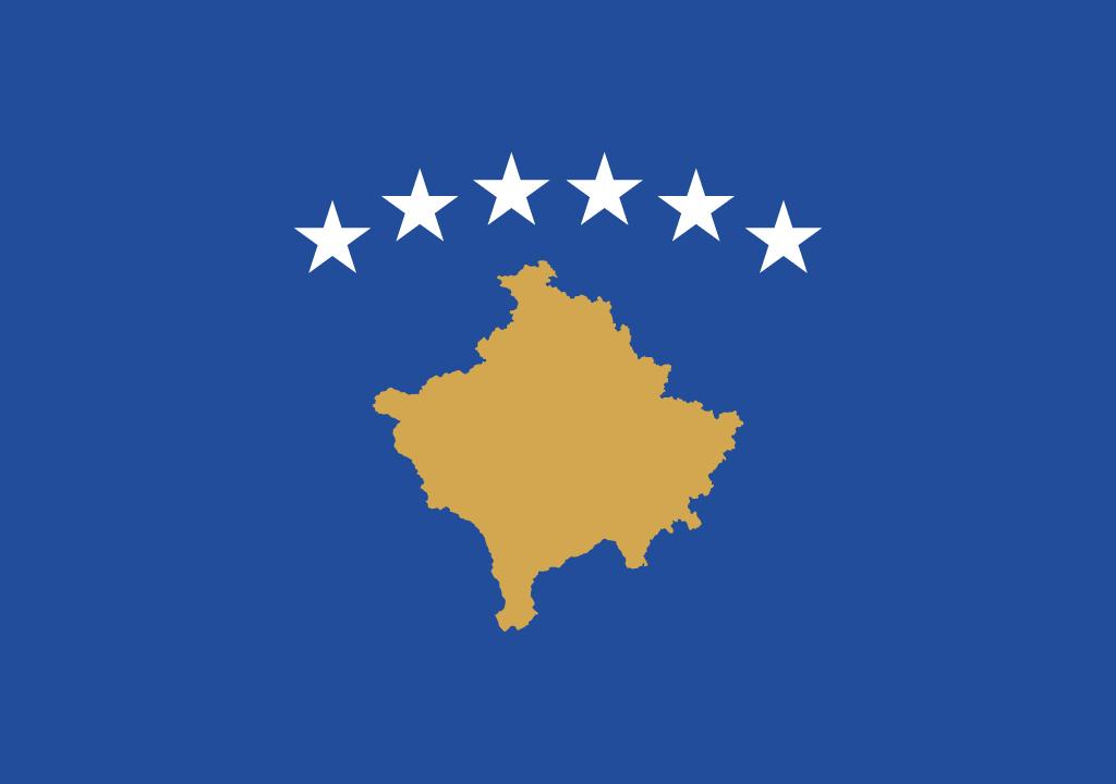 BANDEIRA KOSOVO