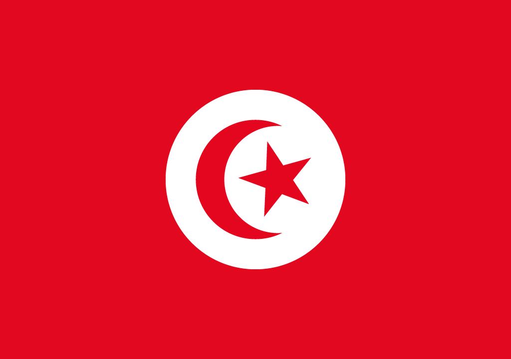 BANDEIRA DA TUNISIA
