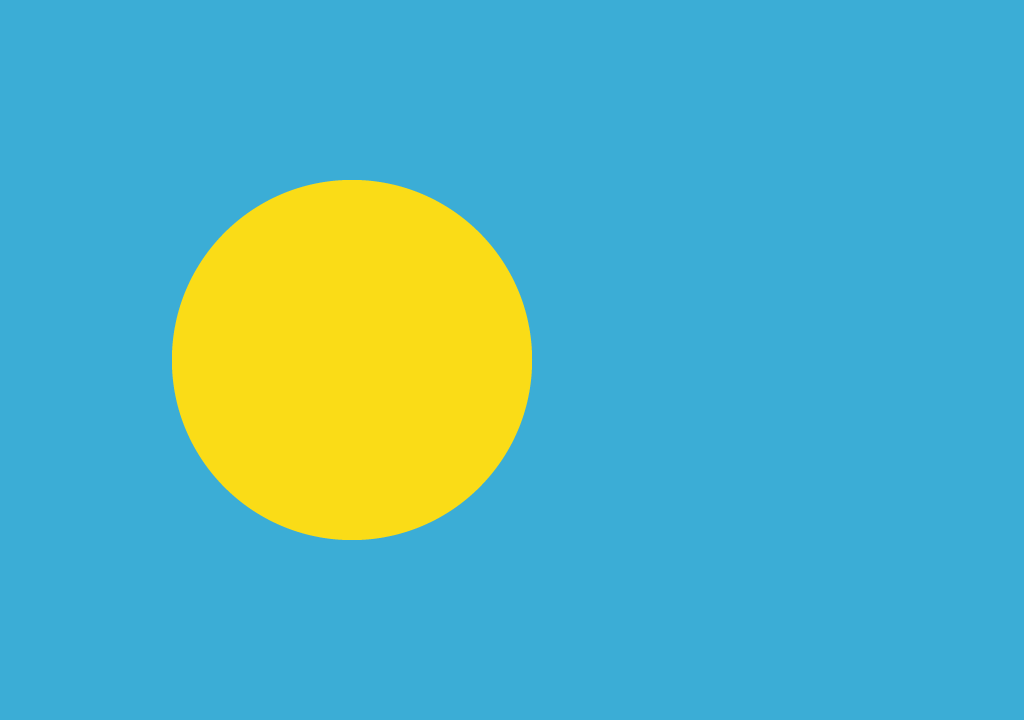 Flag of Palau