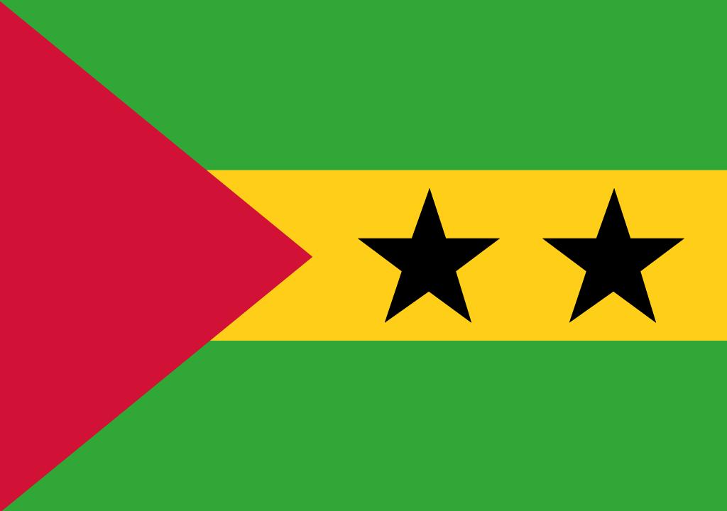 Flag of Saint Thomas and Prince