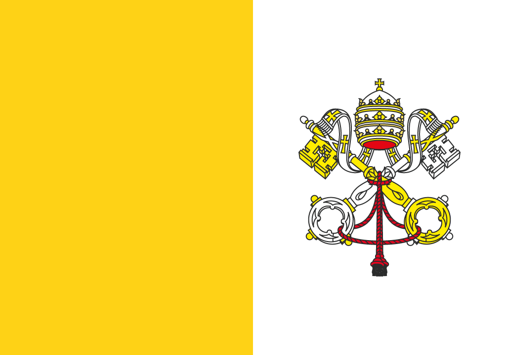 Flag of the Vatican