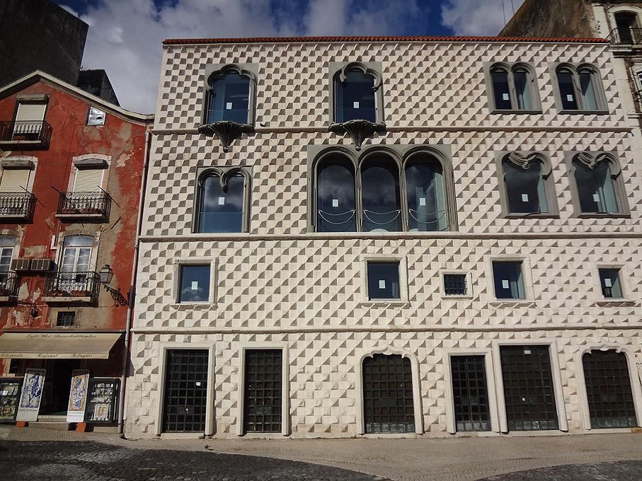 Fotografia Casa dos Bicos, Alfama Lisboa