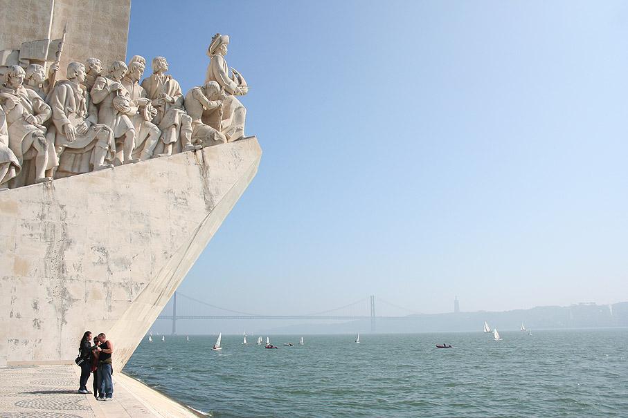 Fotografia Padrão dos Descobrimentos, Belém Lisboa