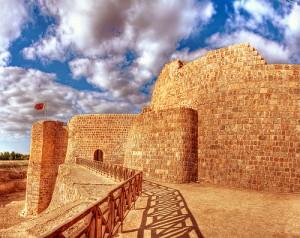 Bahrain Castle